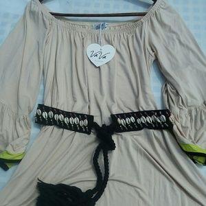 Va Va Joy Han Boutique Dress Medium